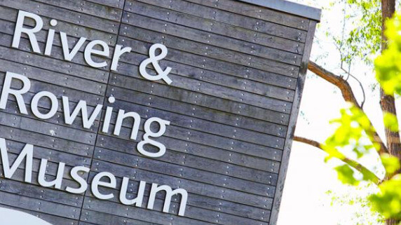 River & Rowing Museum in Henley-on-Thames